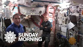 Web extra: International Space Station tour