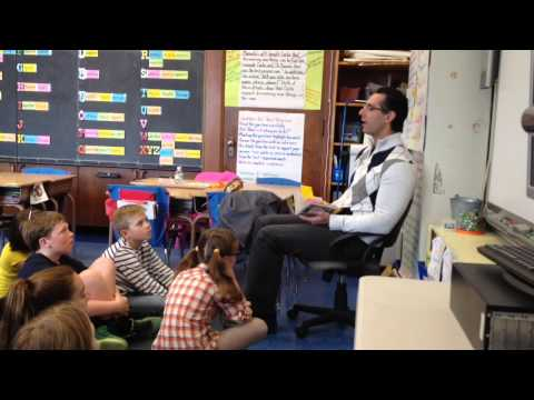 Interactive Read Aloud - Grade 4
