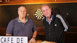Hoe eindigt de groepsfase van de Grand Slam of Darts?