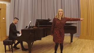 "Llio Evans: Adelaide's aria ""It's my wedding"" (The Enchanted Pig) - Jonathan Dove"