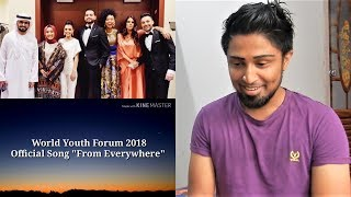 Download lagu World Youth Forum 2018 official songFrom EverywhereREACTION MP3