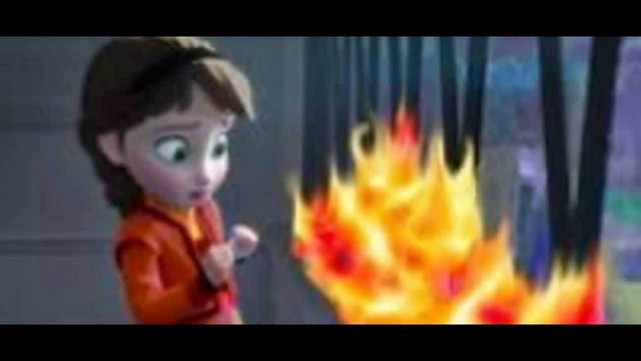 "Disney Frozen parody: Elsa ""Let 'em burn"" gifs - PandaWhale by ..."
