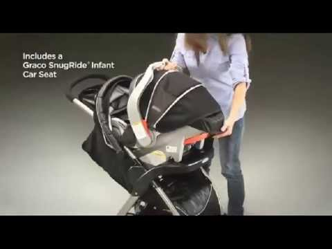 Graco Fastaction Fold Click Connect Travel System