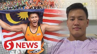 Covid-19: National hammer thrower Jackie Wong discharged from hospital