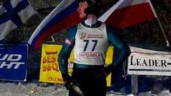 Mika Kulmala (89 meters) 8:30pm, Silver Mine Ski Jump Tournament
