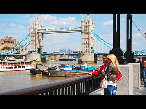 A Tour Of LONDON, UNITED KINGDOM | This City Is Incredible!