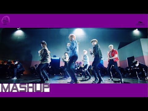 NCT 127/BTS - Cherry Bomb / Fire ( MashUp ♪ )