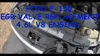 2003 ford f 150 egr valve replacement