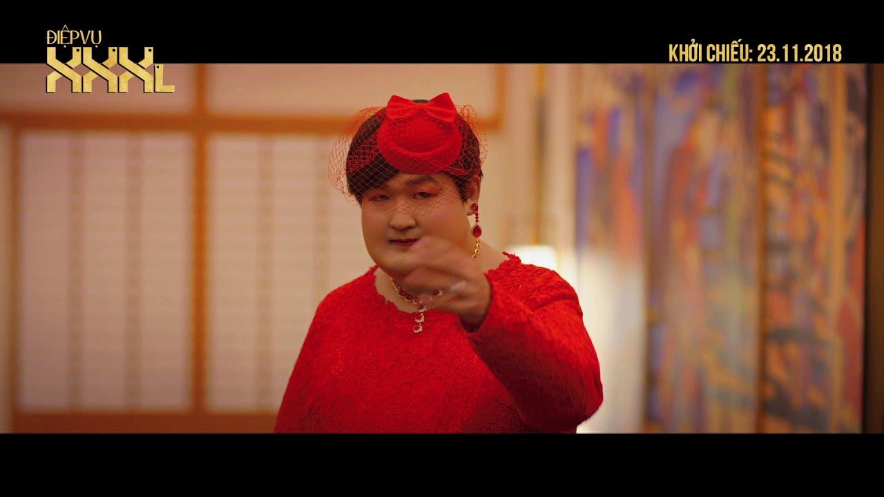 """Download Phim Hành Động Hài """"FAT BUDDIES   DIEP VU XXXL"""" Trailer 23.11.2018"""