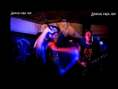 Masked Toys - Full show live in Private Hell Club, Bucharest, Romania, 11.01.2013
