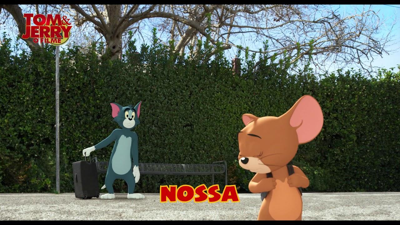 Tom Jerry O Filme Ai Se Eu Te Pego Youtube