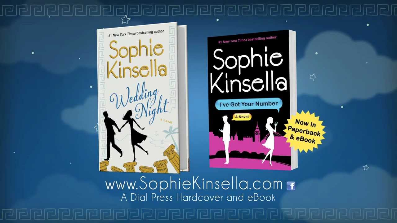 Wedding Night By Sophie Kinsella (commercial)