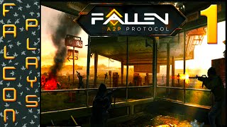 Fallen A2P Protocol Gameplay - Post Apocalyptic Revenge! - Let