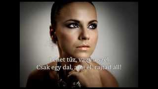 Szilvia - Érezd, hogy élsz (Lyric Video)
