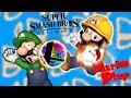 Mario plays: SMASH BROSSSSS ULTIMATE!!