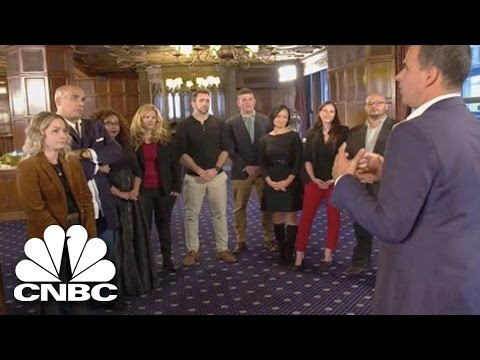 Exclusive Sneak Peek  The Partner  CNBC Prime