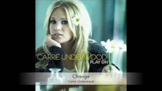 Change - Carrie Underwood Music Video (with lyrics in description)