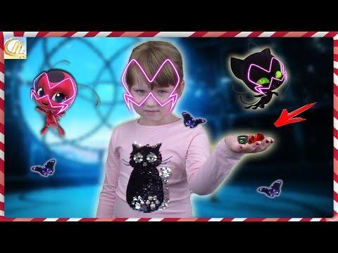 Талисманы ЛЕДИ БАГ и СУПЕР-КОТа! БРАЖНИК украл Квами Маринетт и Адриана Ladybug And Cat Noir
