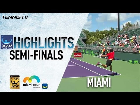 Highlights: Kubot, Melo Reach Miami 2017 Doubles Final