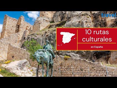 10 increíbles rutas culturales de España