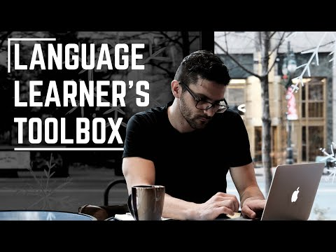 Language Learning Methods Are TOOLS In Your Learner Toolbox - A Philosophy