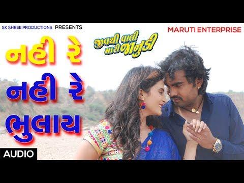 Nahi  Nahi Re Bhulay |  Jignesh Kaviraj,Zil Jhoshi | Jiv Thi Vali Mari Janudi | New Gujarati  Song |