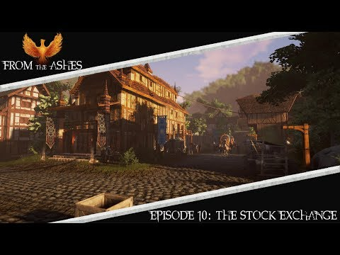 From The Ashes | Episode 10: The Stock Exchange
