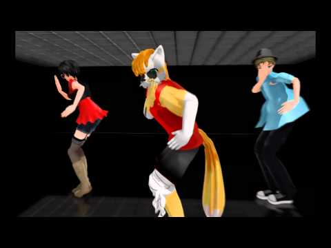 【WALTT ft. Bruno & Clara】Gangnam Style【VOCA/UTAUカバー】
