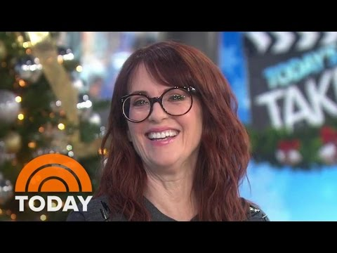 Megan Mullally On 'Will And Grace' Reunion: 'We'd Love To Do One!' | TODAY - YouTube