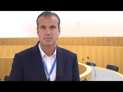 Christian Baudis about Goethe Business School's MBA DigitalTransformation