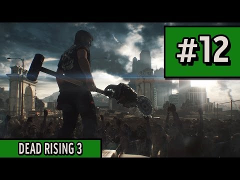 Dead Rising 3 - Gameplay Walkthrough - Part 12 Zombie Porn