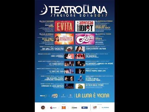 Cartellone 2016/2017 del Teatro della Luna #teatrodellaluna @tdellaluna