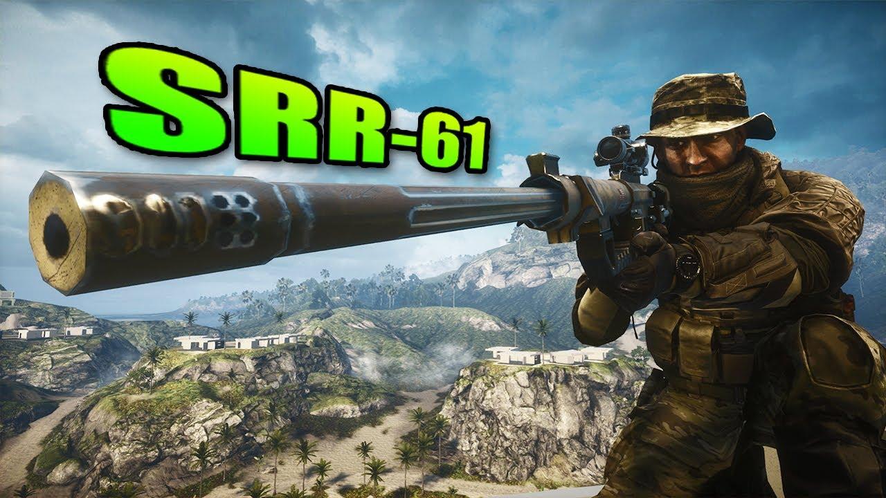 Sniper Sunday SRR-61 Intervention Best