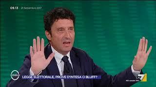 Regionali in Sicilia, Buttafuoco: Ad ottobre farò la mia campagna 'Lettorale'
