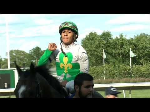 video thumbnail for MONMOUTH PARK 6-22-19 RACE 11 – THE UNITED NATIONS STAKES