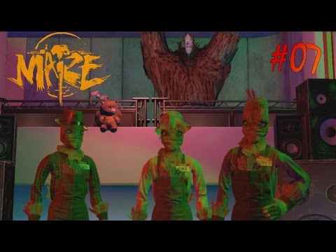 Maize Gameplay Walkthrough #07 Chapter 7 Free the Queen [No Commentary]
