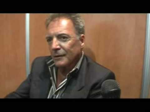 Armand Assante- Interview in Monte Carlo - Part 2
