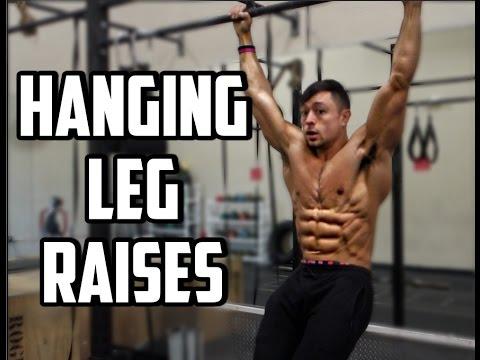 Hanging Knee Raises Vs Leg Raises Barbend