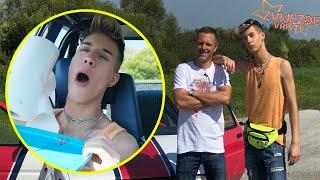 Marco vrištao od straha: Ovu vožnju će pamtiti! | Zvijezde vrište