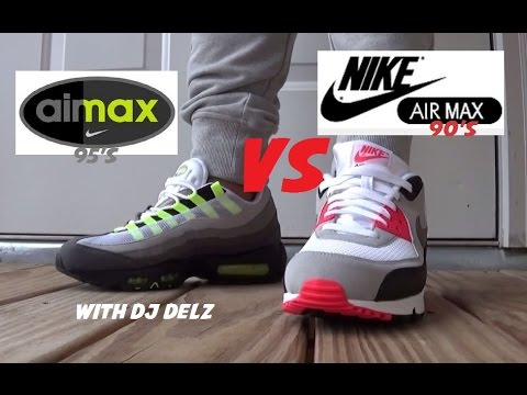 Youtube Max pickone Og Shoes Air Vs Nike Infrared 90 95 Volt O6cxfwqv