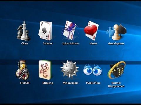 Гаджеты игры на рабочий стол для Windows 7:8 - скачать