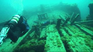 MSD Dive The Straits of Mackinac - Maitland