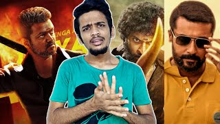 SooraraiPottru Broked Bigil TRP Record ? | 17M Fake TRP Report | Thalapathy Vijay, Suriya