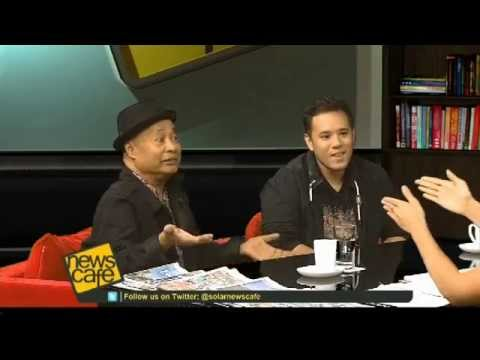 News Cafe Episode 65 - Gil Portes & Pepe Diokno