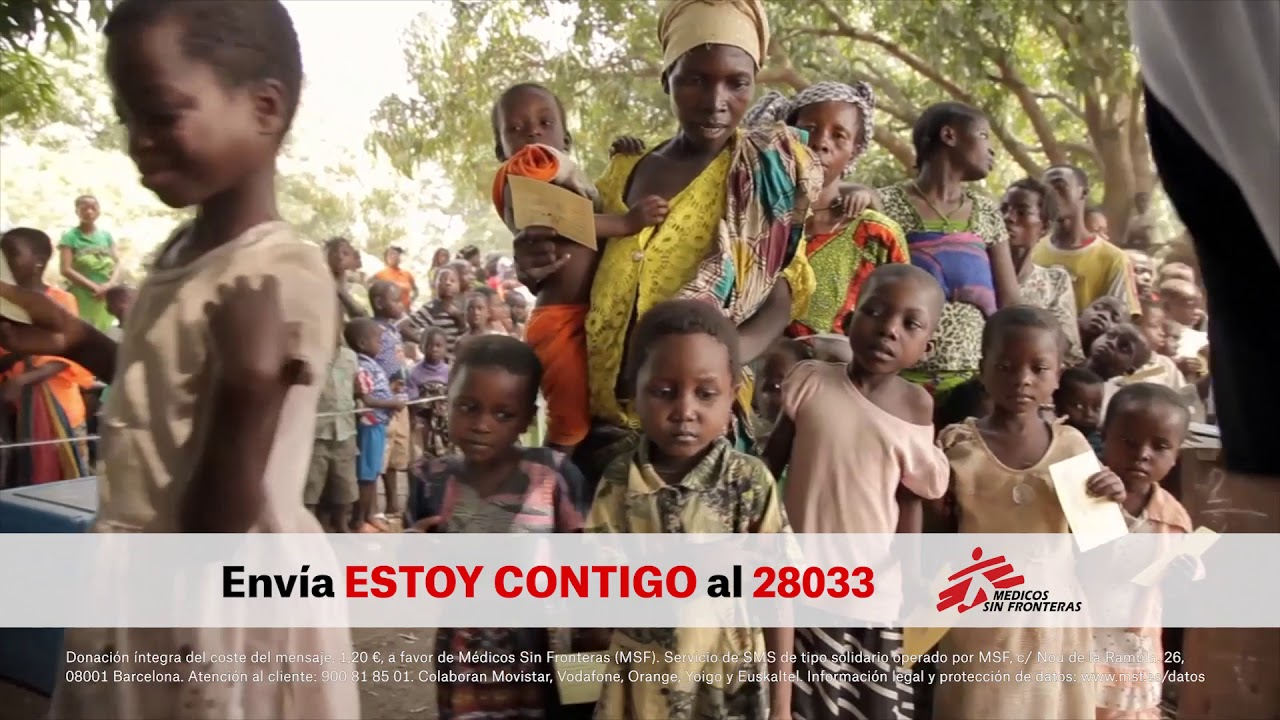 Spot Médicos Sin Fronteras By Utopic Tv