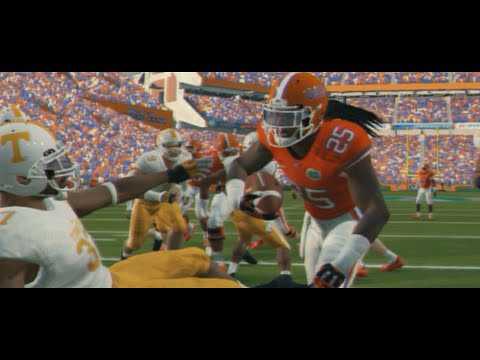NCAA Football 16 Dynasty - Week 4 vs Tennessee  - Season 1