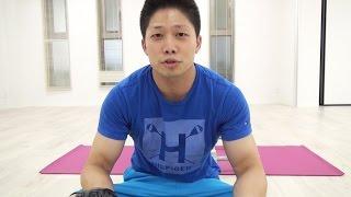 【筋トレ】床で行うダンベルプレスで大胸筋を鍛える2つの方法 thumbnail