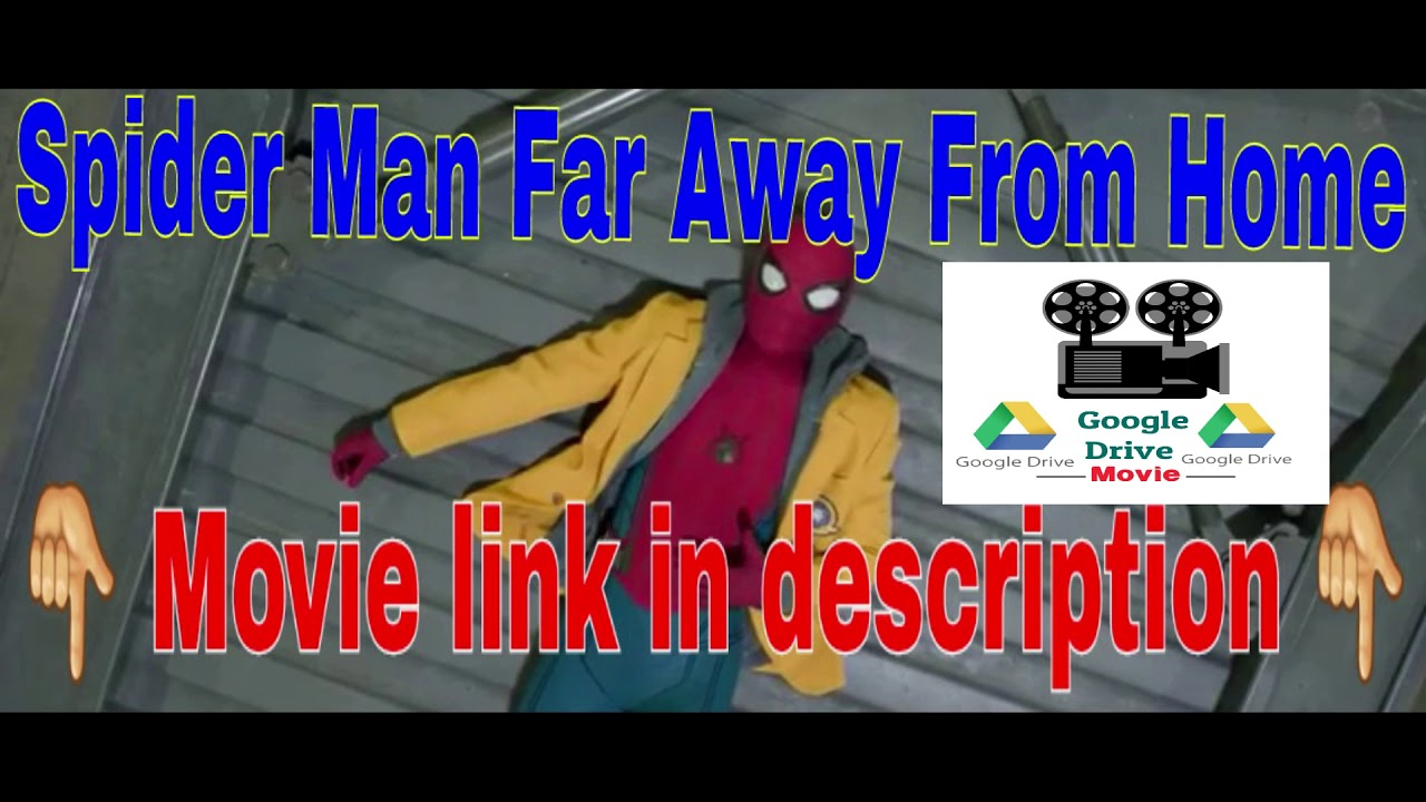 Download Spider Man Far Away From Home  Hindi  English Movie Download Link
