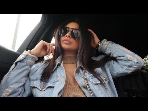 LA Sisters Vlog 24 - Olivia Pierson wears our fashion brand!