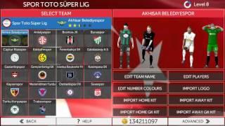 Fts spor Toto Süper Lig v4 yaması